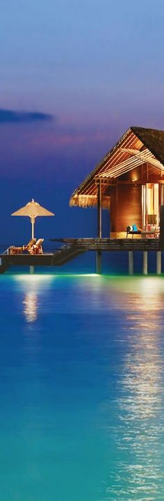 One & Only Resort in the Maldives (Indian Ocean).   ASPEN CREEK TRAVEL - karen@aspencreektravel.com