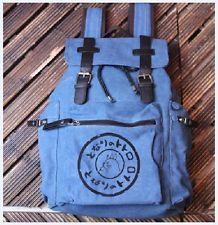 Studio Ghibli My Neighbor Totoro Canvas Backpack School Bag-1570