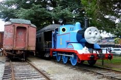 the Northwest Railway Museum in Snoqualmie hosted Day Out With Thomas
