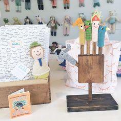 Blabla Kids Shop - New Finger Puppets!