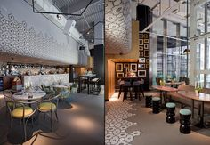 The Drift restaurant by Fusion, London hotels and restaurants