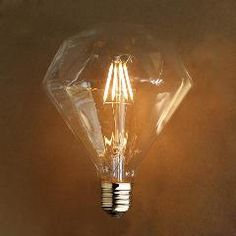 Light Bulbs Lightinbox Retro E27 Spiral Incandescent Light Novelty Fixture Glass Led Edison Bulbs 40w 220v Pendant Lamps Lighting Products Are Sold Without Limitations