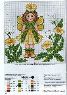 sandylandya@outlook.es Gallery.ru flower fairies