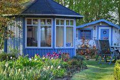 Der Gartenpavilllon ~ Allegrias Landhaus