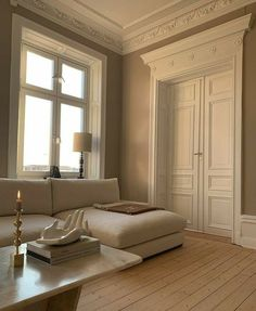 Dream Home Design, Home Interior Design, Interior Architecture, House Design, Interior Concept, Design Room, Interior Modern, Dream Apartment, Parisian Apartment