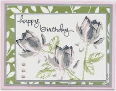 Lotus Blossom_Sale-a-Bration_Linda Bauwin Biggest Sale of the Year Jan. 6-March 31, 2015 Linda Bauwin – Your CARD-iologist  - Helping you create cards from the heart.  www.stampingwithlinda.com  Visit my YouTube Channel Linda Bauwin & check out my Stamp of the Month Kits