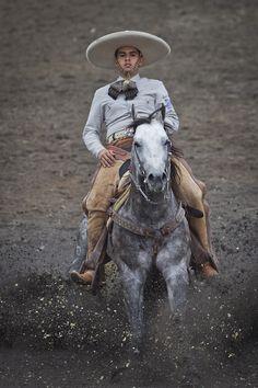 Guadalajara Horseman, Mexico