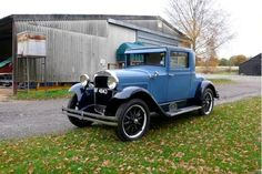 Hudson Essex Super Six (1929) reposted by #ParadisoInsurance #classiccarinsurance