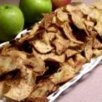 Dried Spiced Apple Slices Recipe