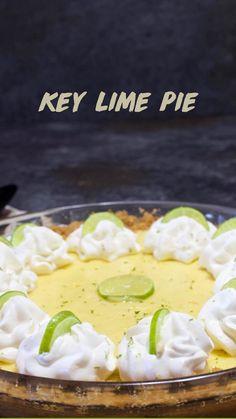 Key Lime Juice, Lemon Mousse, Tart Filling, Home Grown Vegetables, No Bake Pies, Orange Recipes, Graham Cracker Crumbs, Cream Pie, Baking Recipes