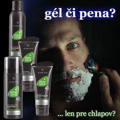 Jemná a zároveň veľmi efektívna vďaka aloe vera. Vyberte si nadýchanú penu alebo hutný gél na holenie. Po holení upokojte svoju tvár jemným krémom po holení. A ak je pokožka extra podráždená tak použite snti stresový krém.