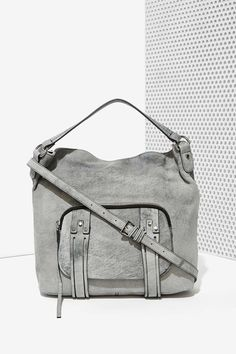 She and Lo Next Chapter Leather Hobo Bag | Shop What's New at Nasty Gal