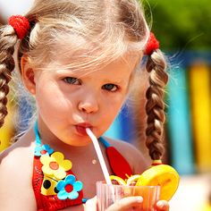 5 Tasty Summer Sips For Kids | Skinny Mom | Where Moms Get the Skinny on Healthy Living