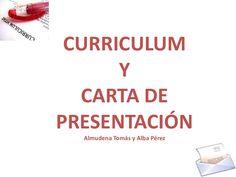 Cv y carta de presentación by Cristina Hernando Polo via slideshare
