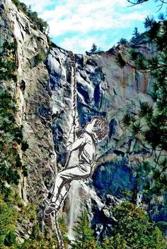 Climbing Up, Photo Collage, 6x4in, 2014. For sale on Saatchi: https://www.saatchiart.com/art/Collage-Climbing-Up/678261/3816687/view