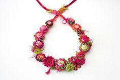 https://flic.kr/p/eea659   Color me happy (long)   Handmade necklace