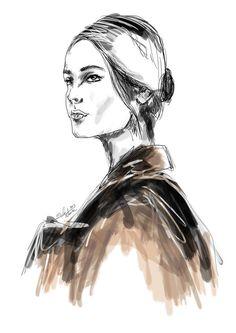 Mateusz Suda #fashion #designer #illustrator #suda