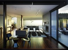 Fabulously Modern Glendowie House by Bossley Architects | Wave Avenue
