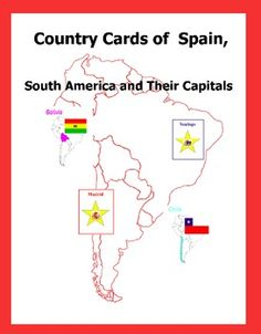 flags and capitals