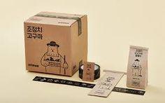 Korean Sweet Potato Packaging