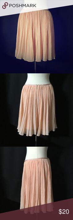 BB Dakota Pleated Skirt! Classy BB Dakota Pleated Skirt in  excellent pre-owned condition. BB Dakota Skirts