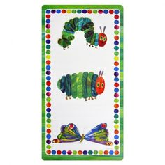 The Very Hungry Caterpillar Multi-Mat - Eric Carle Boutique (I just ordered this)
