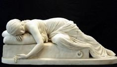 Beatrice Cenci: Harriet Hosmer - so beautiful! Via Eriko Shinyama