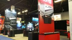 American Music and Sound at NAMM 2015 www.xibeo.com 805.604.4409