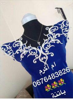 طرز حرير Bollywood Dress, Hand Embroidery Designs, Kaftan, Diy And Crafts, Traditional, Couture, Dresses, Style, Lace Outfit