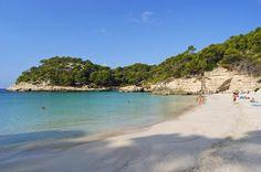 Spain, Baleares, Menorca, Cala Mitjana