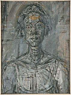 Bust of Annette, 1954, will be one of 60 works by Alberto Giacometti to feature at the National Portrait Gallery exhibition in London.