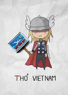 What If The Avengers Were Vietnamese ? | Bored Panda