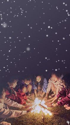 South Korean Girls, Korean Girl Groups, Summer Rain, G Friend, My Themes, Glitters, Wallpaper Backgrounds, My Idol, Butterflies