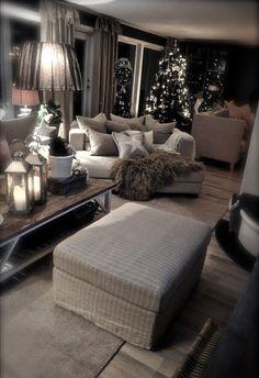 Witgrijs onze slaapkamer pinterest vensterpanelen for Christine huve interior designs