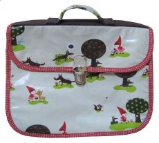 French School Satchel for Kids Chaperon Rouge - Designer: Linna Morata Style Japonais, French School, School Bags, Diaper Bag, Lunch Box, Toys, Children, Shopping, Products