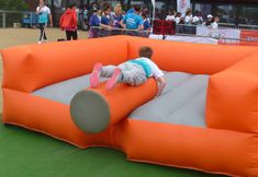 takedown tackle inflatable