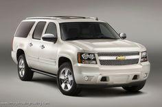 Chevy Suburban Ltz--my new ride! DREAMIN'