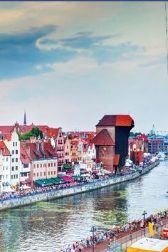 Discover Gdansk in Poland on a City Break from Newcastle Airport