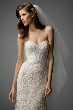 Watters Brides Nyra Gown Available at StarDust Celebrations | Dallas, Texas | Bridal Salon | www.stardustcelebrations.com
