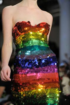 don't think i'd ever wear this but i do love rainbows