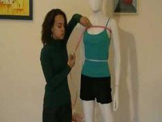 Come si prendono le misure per cucire un abito?