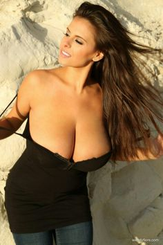 Wendy Fiore - black tube top
