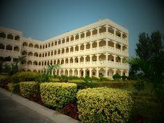 Guest building