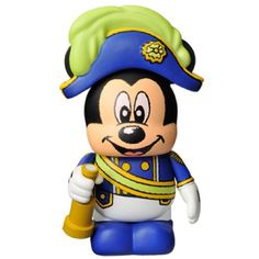 Tokyo Disneyland 30th Anniversary Captain Mickey