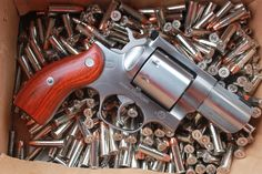 The newly introduced 8-Shot .357Magnum Ruger Redhawk represents visible proof that reports of the revolvers' demise have been greatly exaggerated. Here's why