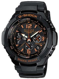 Casio Mens G-Shock Watch GW-3000B-1AER   The Jewel Hut
