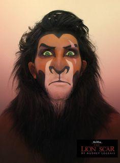 Esta artista transforma pessoas comuns em vilões da Disney com maquiagem