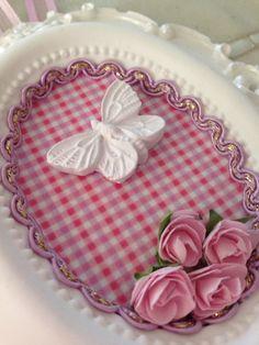 Ceren Sabun&Kokulu Taş Decoupage, Josi, Christmas Cross, Baby Room Decor, Heart Art, Cold Porcelain, Pie Dish, Flower Making, Soap Making