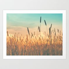 Sky Art Print by Monika Strigel - $19.00