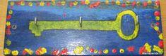 Afbeeldingsresultaat voor knutselen vaderdag sleutel Paper Crafts For Kids, Fathers Day, Symbols, Letters, School, Sydney, Toddlers, Om, Club